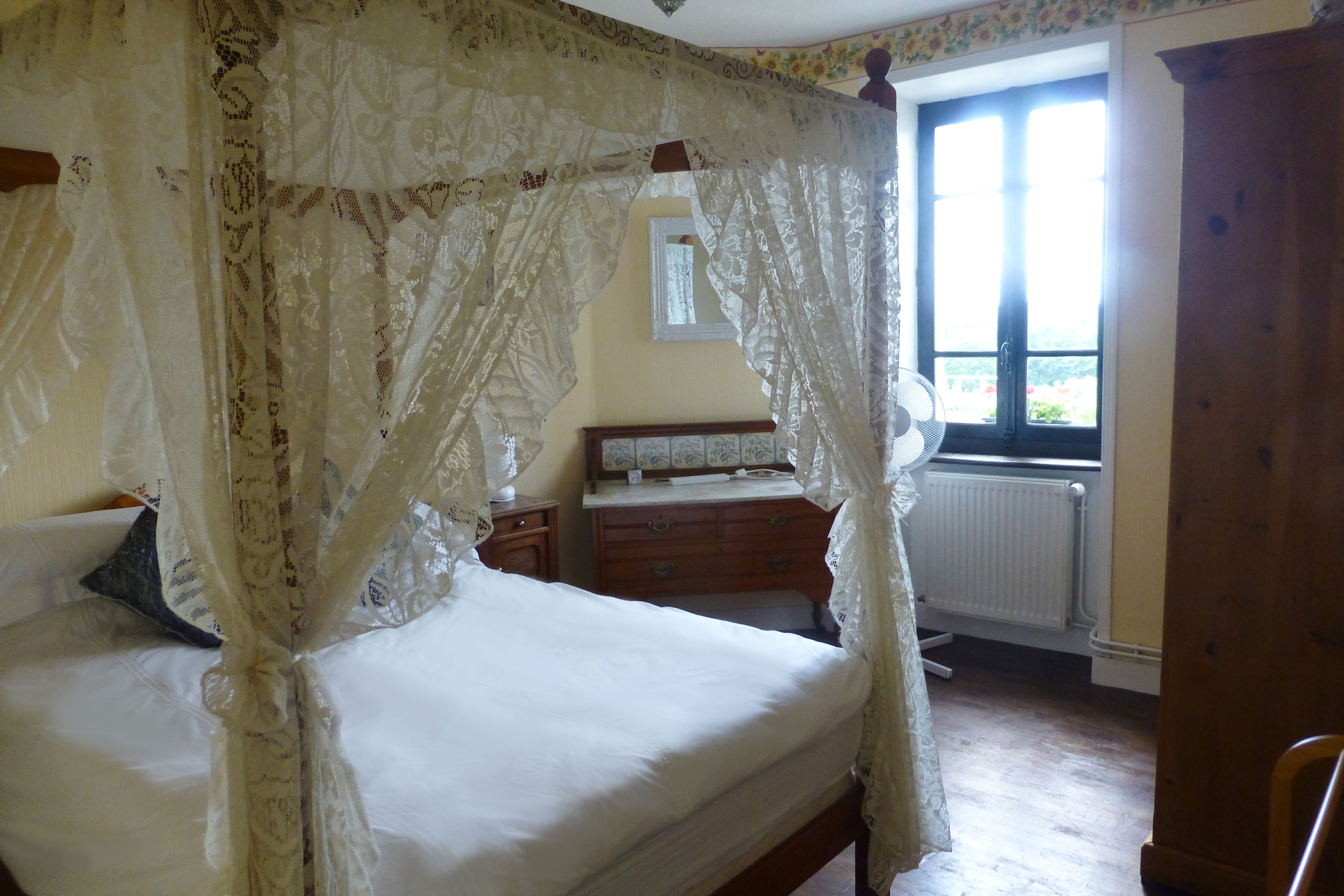 French, Bedroom, Character, Paradise, Gite